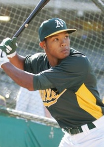 Top draft pick Addison Russell is set to star for Stockton!
