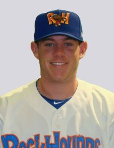 Midland RockHounds' Pitcher Murphy Smith (7 IP / 1 H / 0 ER / 3 BB / 8 K / Win)