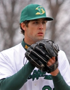 Beloit Snappers Pitcher Seth Streich (7 IP / 4 H / 0 ER / 1 BB / 6 K / Win)