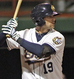 Beloit Snappers Catcher Nick Rickles (5 for 5 / Home Run / Double / 2 RBIs)