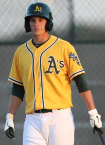 Beloit Snappers Shortstop Daniel Robertson (2 Home Runs)