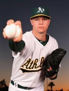 Former top pitching prospect Sonny Gray - who will be the next to make it big?