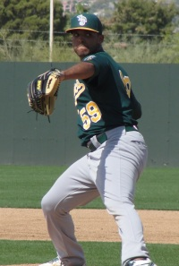 RHP Junior Mendez